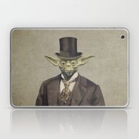 Sir Yodington (square format)  Laptop & iPad Skin