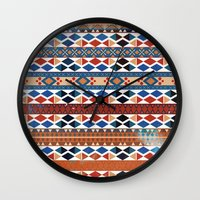 arctic warm Wall Clock