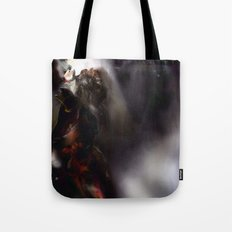 Lizards Tail Tote Bag