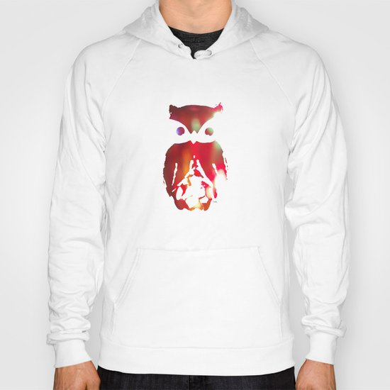 The Watcher - with color Hoody