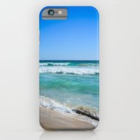 iPhone Cases featuring Beach...  by Michelle McConnell