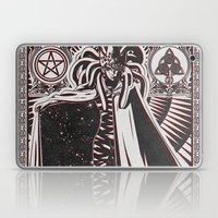 Ni No Kuni. The White Witch. Laptop & iPad Skin