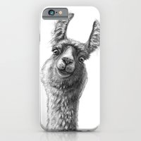 Cute Llama G135 iPhone 6 Slim Case
