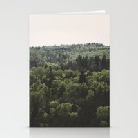The Woods of Gauja Valley Stationery Cards
