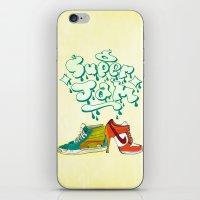 Super Jam iPhone & iPod Skin