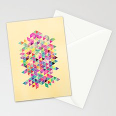 Kick of Freshness Stationery Cards