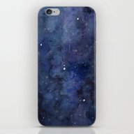 Night Sky Stars Galaxy |… iPhone & iPod Skin