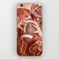 American Football iPhone & iPod Skin