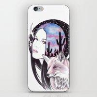 Desert Skies iPhone & iPod Skin
