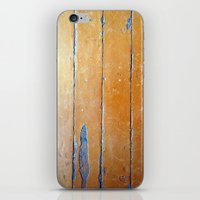 other wood iPhone & iPod Skin