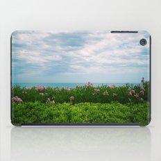 orizzonte fiorito iPad Case
