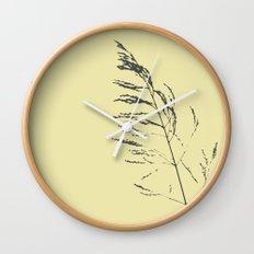 sand reed  Wall Clock