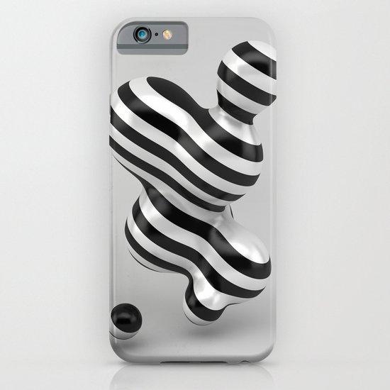 Primitive Stripes iPhone & iPod Case
