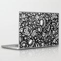 In the High-Contrast Geo Garden Laptop & iPad Skin