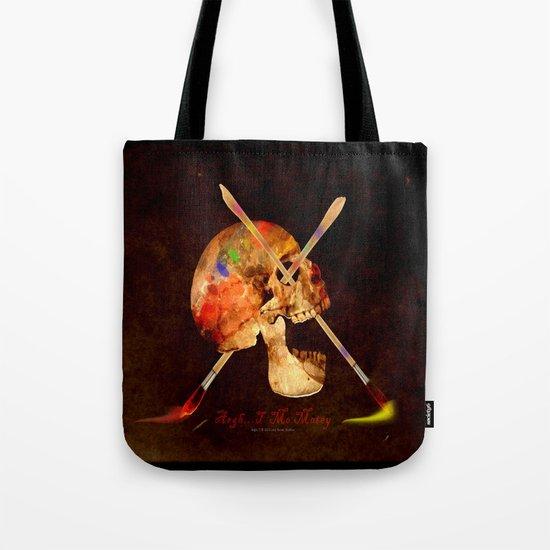 Argh…T  Me Matey 036 Tote Bag