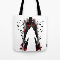 I Will Finish What You S… Tote Bag
