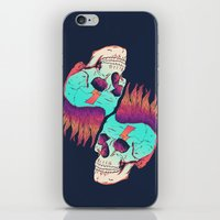 Skull Redux iPhone & iPod Skin
