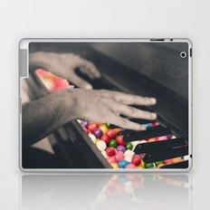 sweet symphony (piano) Laptop & iPad Skin