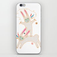Acrobats iPhone & iPod Skin