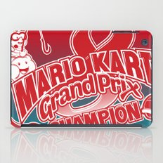 Mario Kart 8 Champion iPad Case