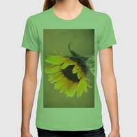 Bright Hope Womens Fitted Tee Grass SMALL