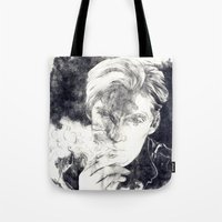 Smoke Tote Bag