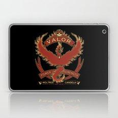 Team Red Valor Laptop & iPad Skin