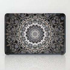 GOLD FLORAL MANDALA iPad Case