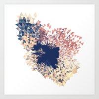Datadoodle Splash Art Print