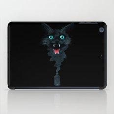 Black Cat Magic iPad Case