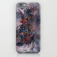 Abstract Wash 3 iPhone 6 Slim Case
