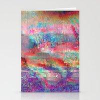 23-18-45 (Acid Rain Bed … Stationery Cards