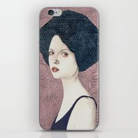 Melanie iPhone & iPod Skin