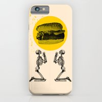 Hamburger Pray iPhone 6 Slim Case
