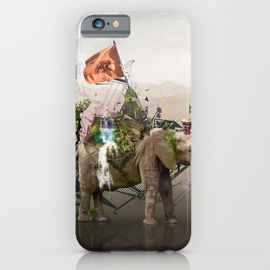 Lost Continent iPhone & iPod Case