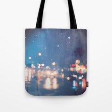 Coastal Divides Tote Bag