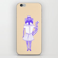 Girls iPhone & iPod Skin