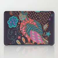 Rare Bird iPad Case