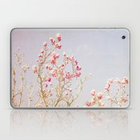 Sweet Pink Magnolias Laptop & iPad Skin