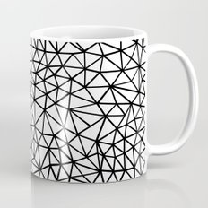 Shattered R Mug