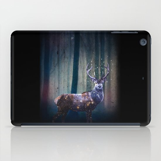 Deep In The Woods iPad Case