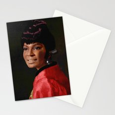 Uhura Stationery Cards