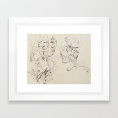 362 Framed Art Print
