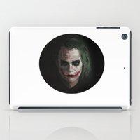 Joker1 iPad Case