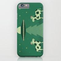 Merry Abduction iPhone 6 Slim Case