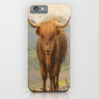 Highland Moo iPhone 6 Slim Case