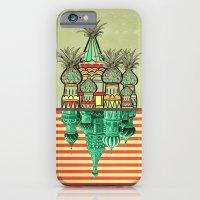 Pineapple architecture  iPhone 6 Slim Case