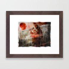 imagination destination Framed Art Print