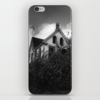House but Not a Home iPhone & iPod Skin
