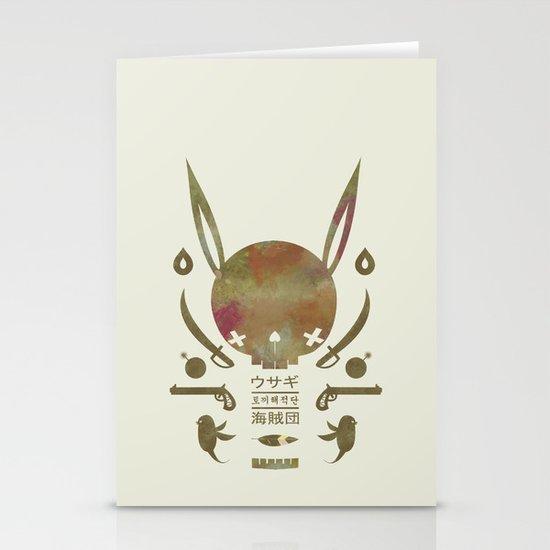 토끼해적단 TOKKI PIRATES Stationery Card